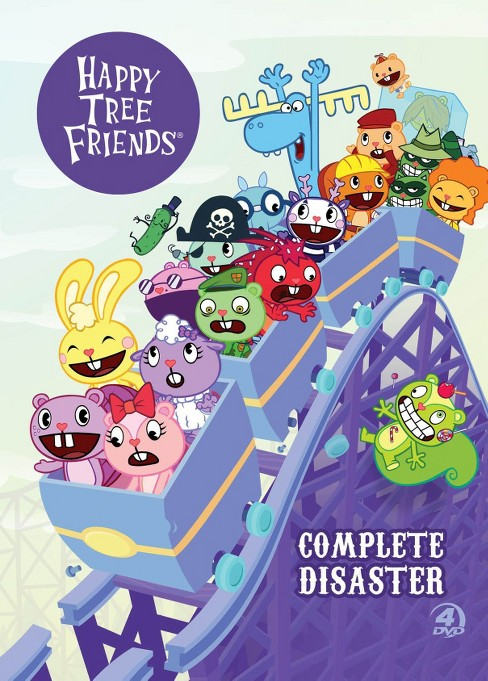 Happy tree friends:Complete disaster (DVD) - image 1 of 1