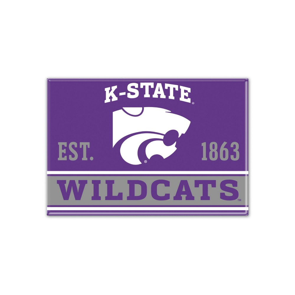 NCAA Kansas State Wildcats Fridge Magnet
