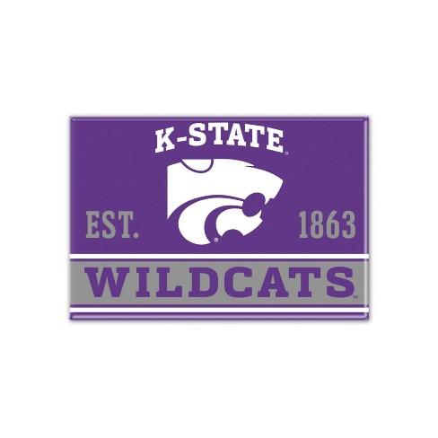 NCAA Kansas State Wildcats Fridge Magnet - image 1 of 3