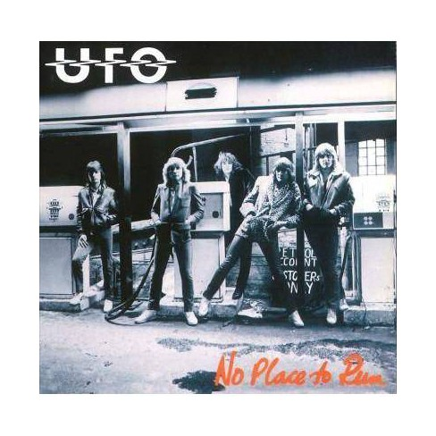 UFO - No Place To Run (CD) - image 1 of 1