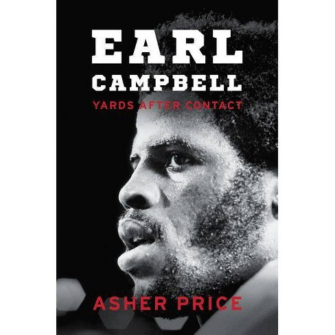 Earl Campbell - by  Asher Price (Hardcover) - image 1 of 1