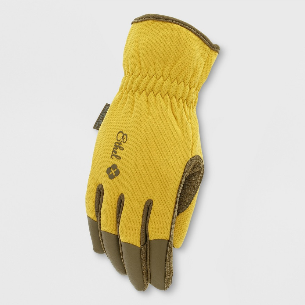 Image of Ethel Gardening Gloves Yellow S - Mechanix Wear, Women's, Size: Small