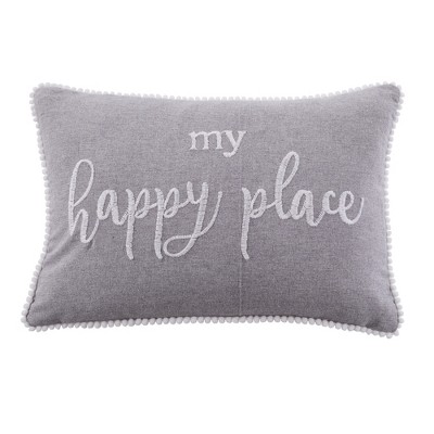 Pippa Happy Place Decorative Pillow - Levtex Home