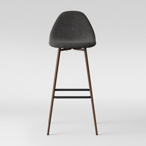 Copley Upholstered Barstool with Faux Leather - Project 62™ - image 1 of 4