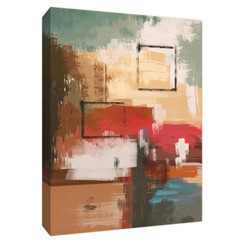 Section of My Place Gallery Wrapped Canvas - PTM Images - image 1 of 2