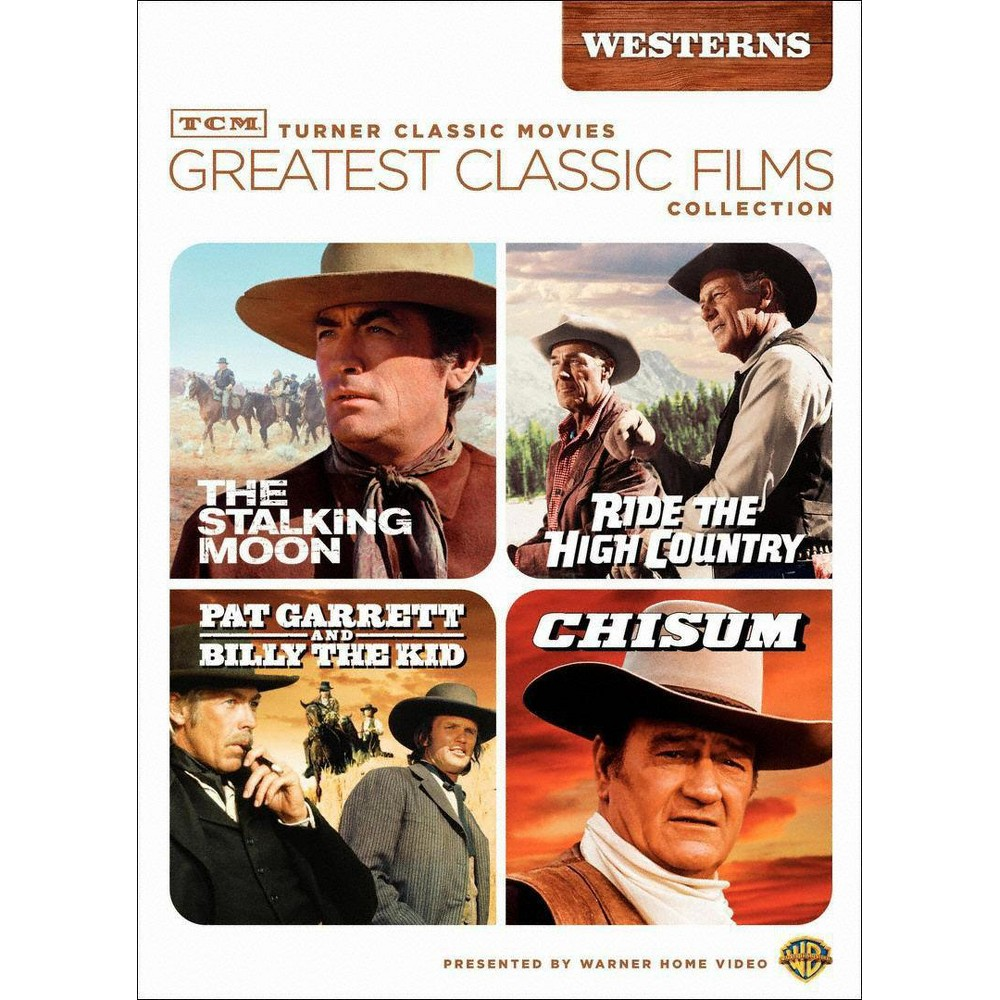 Tcm Greatest Classic Films Collection: Westerns (2 Discs) (dvd_video)