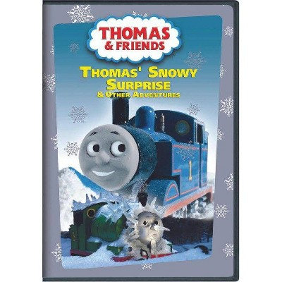 Thomas & Friends: Snowy Surprise (DVD)