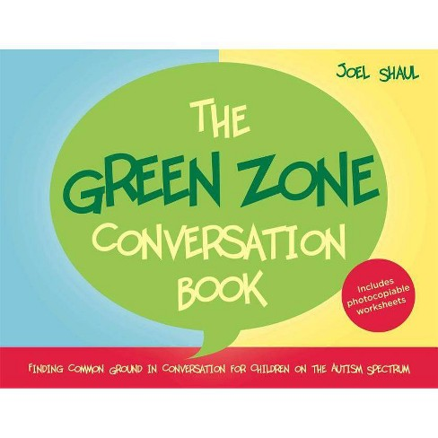 The Green Zone Conversation Book - by  Joel Shaul (Hardcover) - image 1 of 1