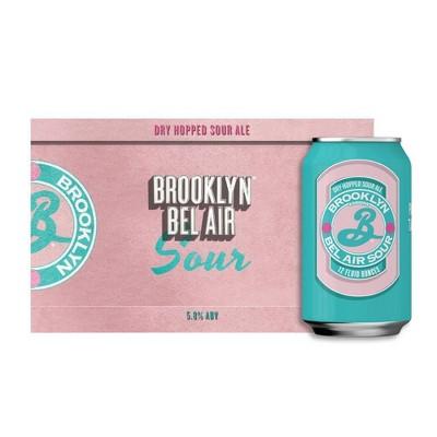 Brooklyn Bel Air Sour Beer - 6pk/12 fl oz Cans