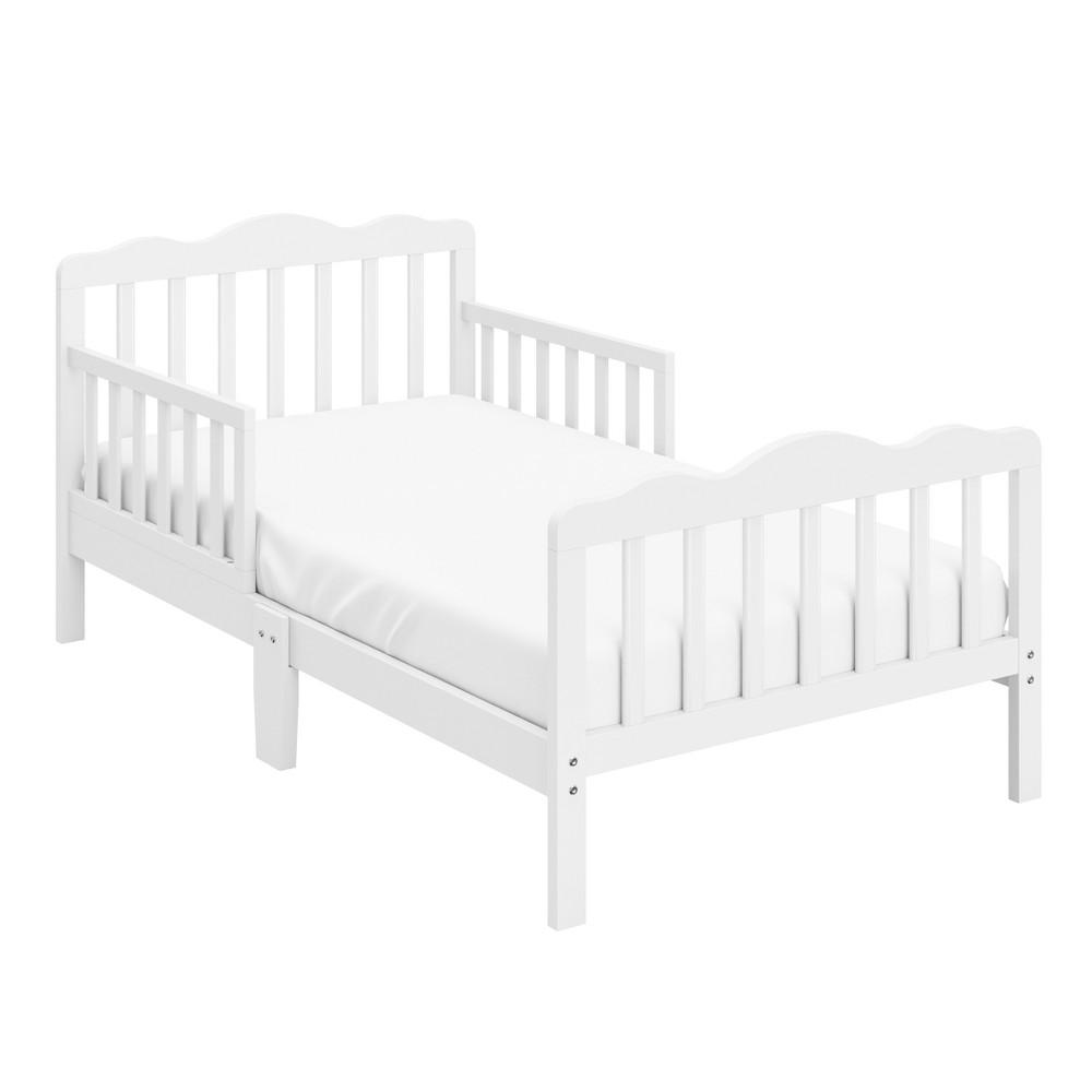 Image of Storkcraft Hillside Toddler Bed - White