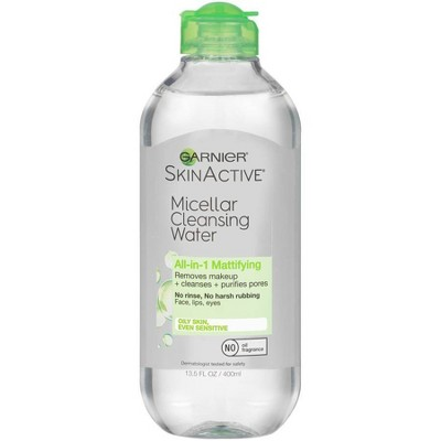 Garnier SkinActive Micellar Cleansing Water - Oily Skin - 13.5 fl oz