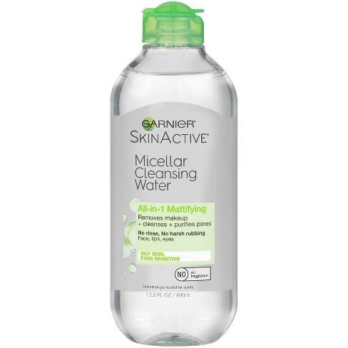 Garnier SkinActive Micellar Cleansing Water - Oily Skin - 13.5 fl oz - image 1 of 4