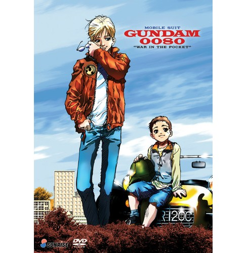 Mobile Suit Gundam 0080:War In The Po (DVD) - image 1 of 1