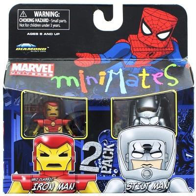 Marvel Best Of Series 1 Minimates Mini-Figure Iron Man