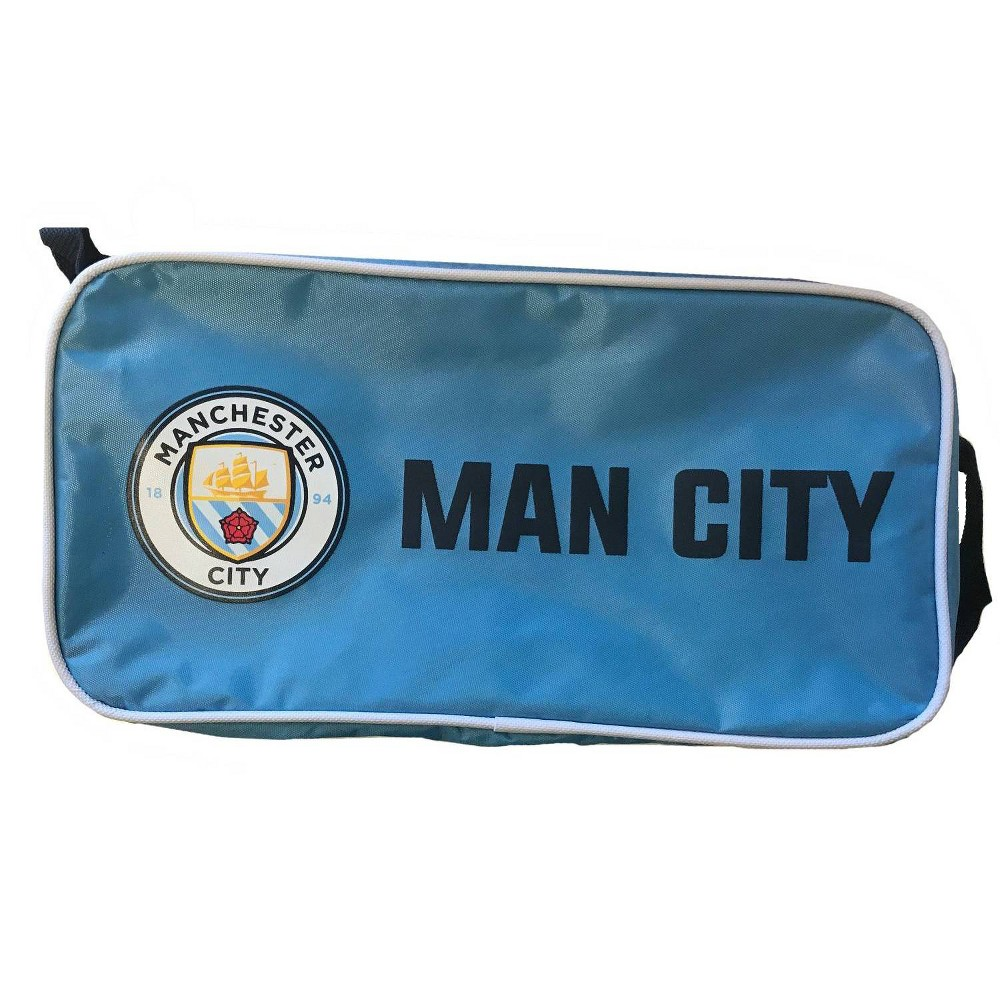 Fifa Manchester City F C Officially Licensed Shoe Bag