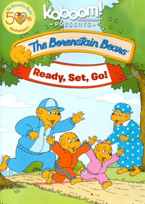 Berenstain bears:Ready set go (DVD) - image 1 of 1