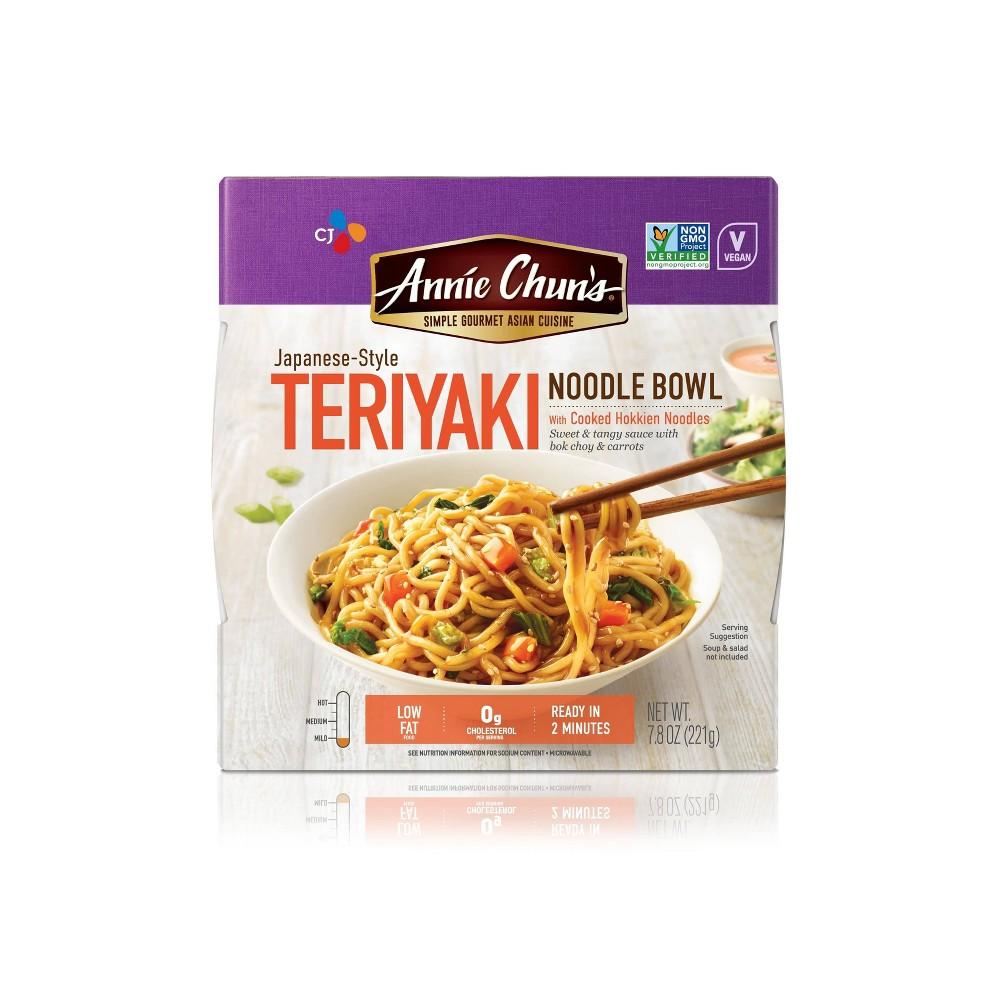 Annie Chun 39 S Teriyaki Noodle Bowl 7 8oz