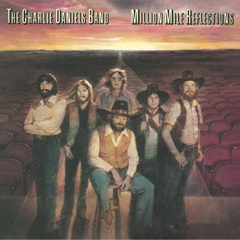Charlie Ban Daniels - Million Mile Reflections (CD) - image 1 of 1