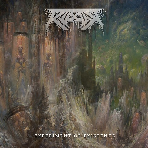 Ripper - Experiment of existence (CD) - image 1 of 1