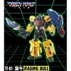 TFC Toys - Trinity Force - TF-01 Raging Bull Action Figures - image 2 of 4