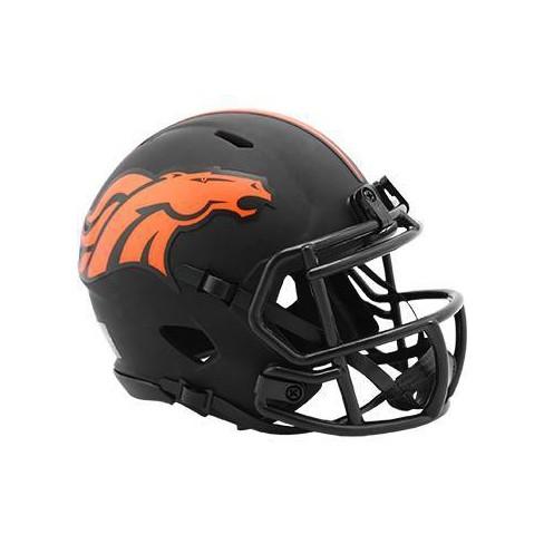 NFL Denver Broncos Eclipse Mini Helmet - image 1 of 1