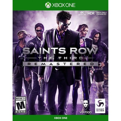 Saints Row: The Third Remastered - Xbox One