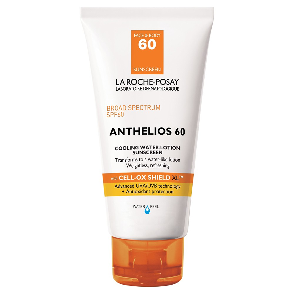 La Roche-Posay Anthelios Cooling Water-Lotion Sunscreen-Spf 60 - 5.0oz
