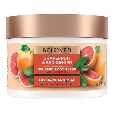 Beloved Grapefruit Oil & Red Ginger Body Scrub - 10oz