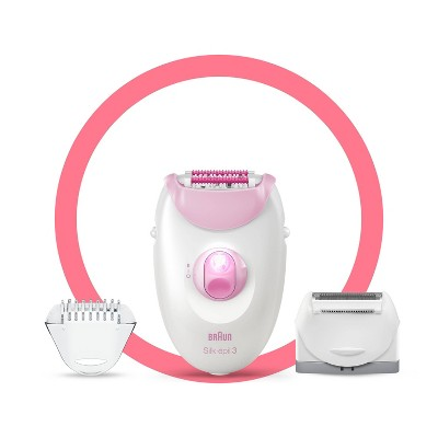 Braun Silk-epil SE3-270 Female Epilator