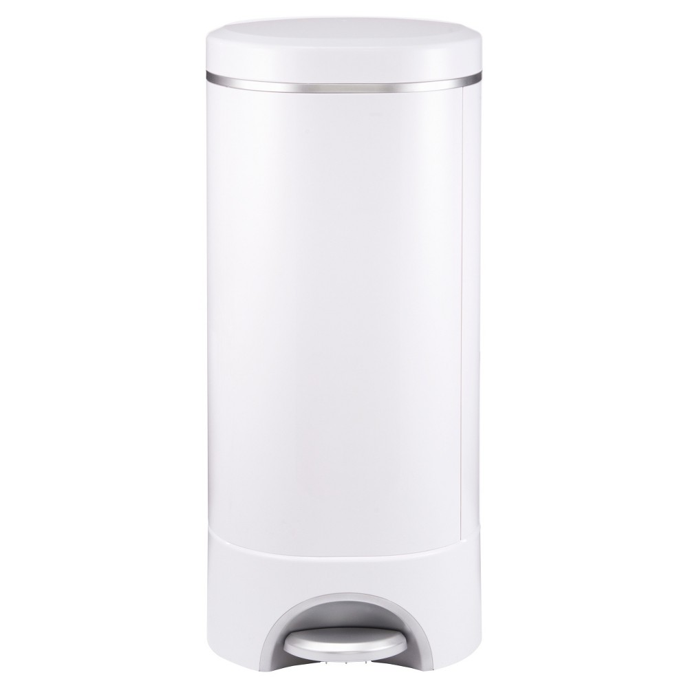Image of Munchkin STEP Diaper Pail, Powered by Arm & Hammer