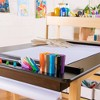 Kids' Deluxe Arts and Activity Center - Guidecraft - image 3 of 4