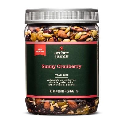 Sunny Cranberry Trail Mix - 30oz - Archer Farms™