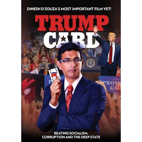 Trump Card (DVD)(2020) - image 1 of 1