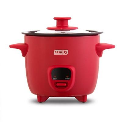 Dash 2-Cup Electric Mini Rice Cooker