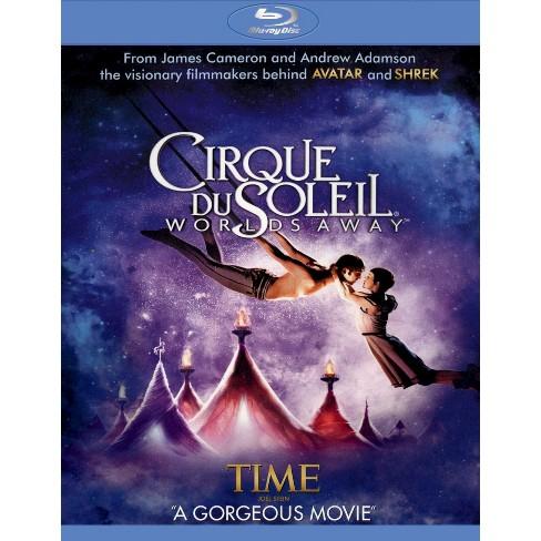 cirque du soleil blu ray  Cirque Du Soleil: Worlds Away [Blu-ray] : Target