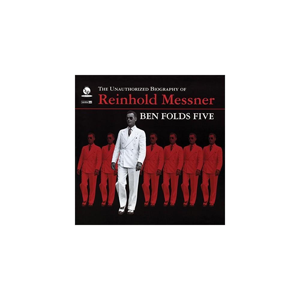 Ben Folds Five - Unauthorized Biography Of Reinhold Me (Vinyl)