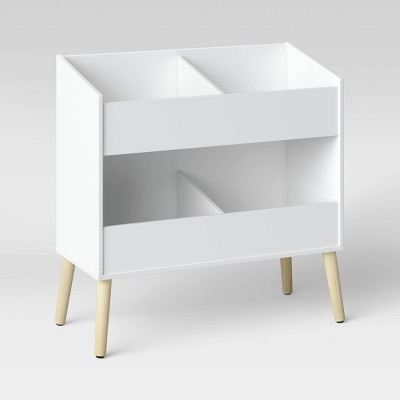 Modern Two Shelf Toy Bin White - Pillowfort™