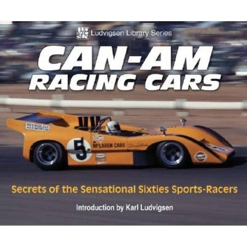 Can-Am Racing Cars - (Photo Archives) by  Karl Ludvigsen (Paperback) - image 1 of 1