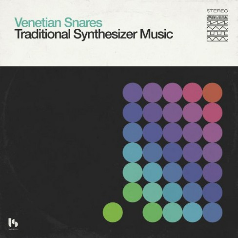 Venetian snares - Traditional synthesizer music (Vinyl) - image 1 of 1