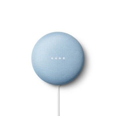 Google Nest Mini (2nd Generation)- Sky Blue