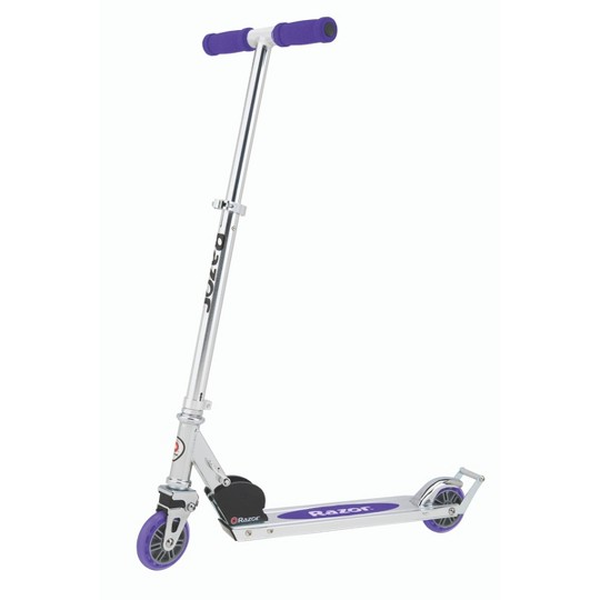 Razor A2 Scooter - Purple image number null