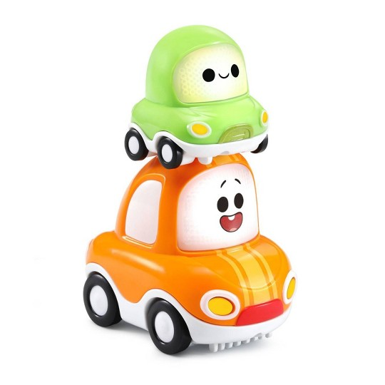 VTech Go! Go! Cory Carson SmartPoint Vehicle - Cory & Chrissy image number null