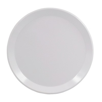 Melamine Salad Plate 8.5  White - Room Essentials™