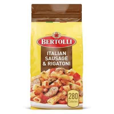 Bertolli Frozen Italian Sausage & Rigatoni Dinner - 22oz