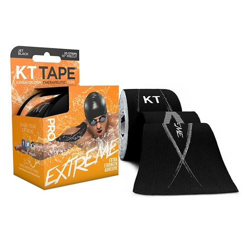KT TAPE PRO Extreme 20 Pre-Cut Strips - image 1 of 3