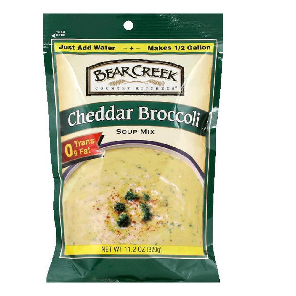 Bear Creek Country Kitchens Cheddar Broccoli Soup Mix 11.2 oz