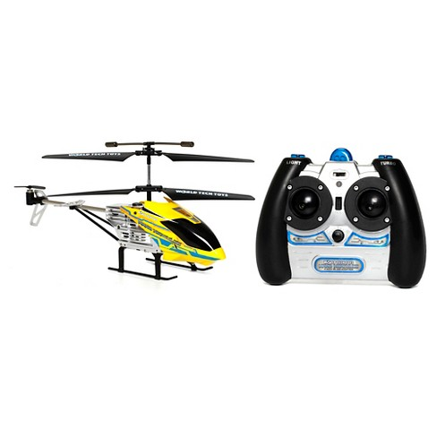 Nano Hercules Unbreakable 3.5CH RC Helicopter - image 1 of 6