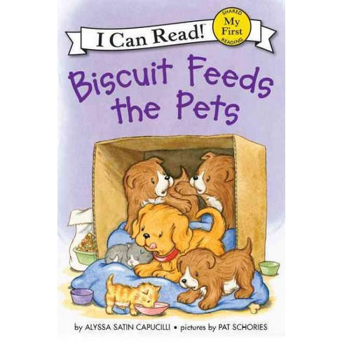 Biscuit Feeds Pets by Alyssa Satin Capucilli - image 1 of 1