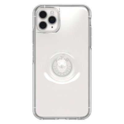 OtterBox Apple iPhone 11 Pro Max/XS Max Otter+Pop Series Case - Clear