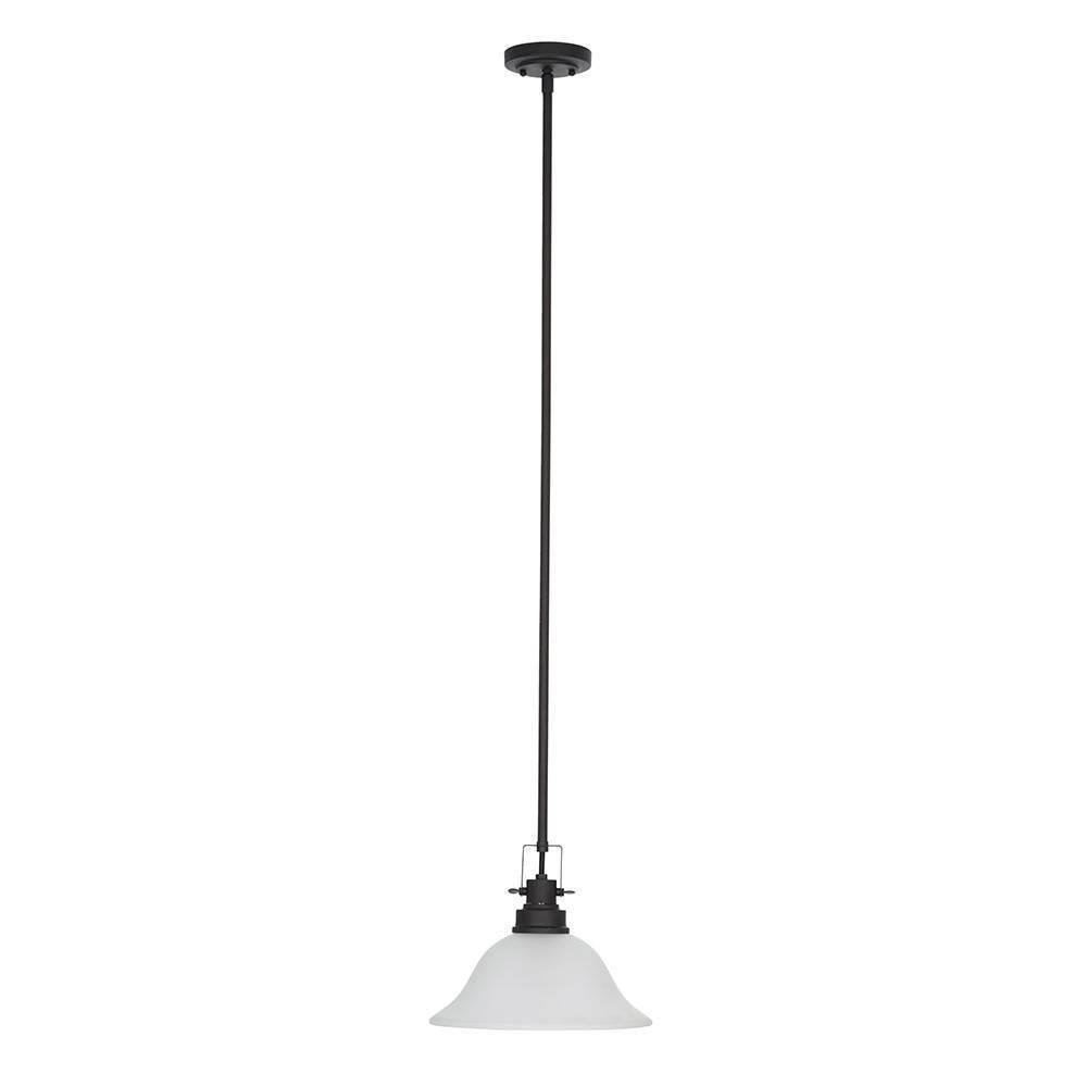 Image of One Light Pendant Bronze - Cresswell Lighting